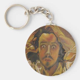 Porte-clés L'homme désespéré