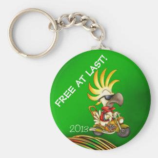 Porte-clés Libérez enfin le porte - clé - SRF
