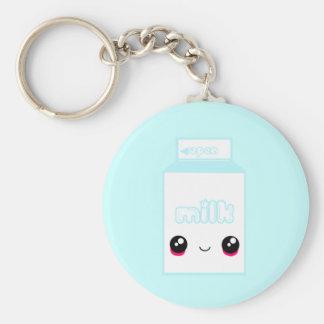 Porte-clés Ligne taboue de lait du Japon