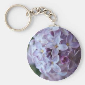 Porte-clés Lilas