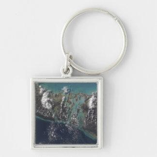 Porte-clés L'île 2 d'Andros des Bahamas