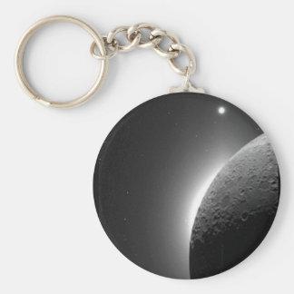 Porte-clés L'image magnifique de la NASA, la lune s'est