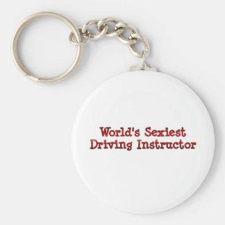 Porte-clés L'instructeur le plus sexy d'entraînement du monde