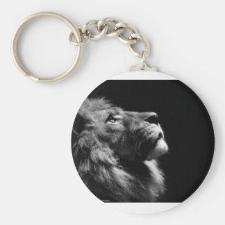 Porte-clés Lion de porte - clé