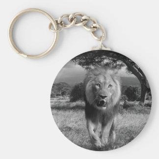 Porte-clés Lion magnifique