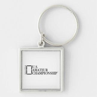 Porte-clés Logo d'amateur des 2015 États-Unis