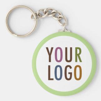 Porte-clés Logo de Round Promotional Keychain Company aucun