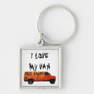 Porte-clés Love My Van Humor