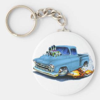 Porte-clés Lt 1957 de collecte de Chevy Blue