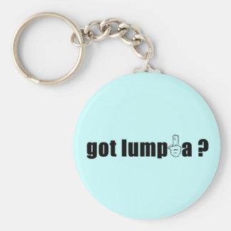 Porte-clés Lumpia obtenu (porte - clé)