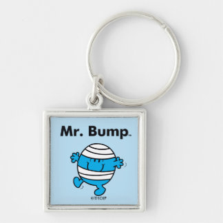 Porte-clés M. Bump de M. Men | est un Clutz
