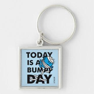Porte-clés M. Bump | est aujourd'hui un jour inégal