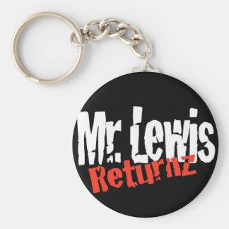 Porte-clés M. Lewis Returnz Keychain
