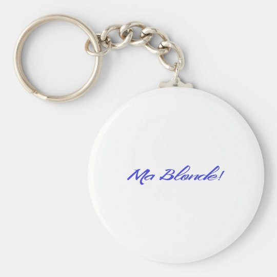 Porte-clés mablonde