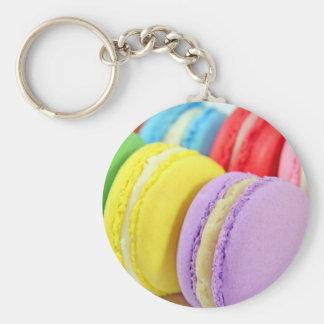 Porte-clés Macarons