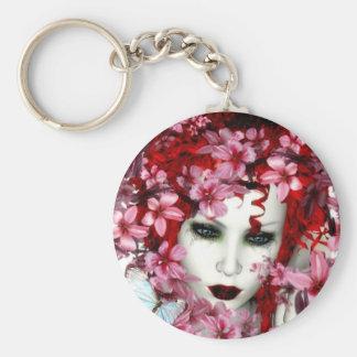 Porte-clés Madame Butterfly Keychain