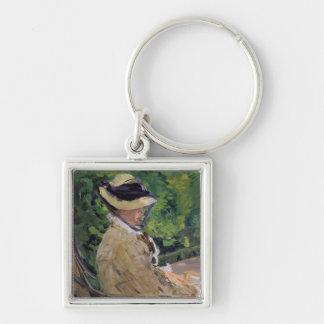 Porte-clés Madame Manet de Manet | chez Bellevue