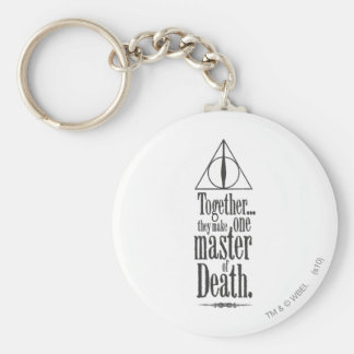 Porte-clés Maître du charme   de Harry Potter de la mort