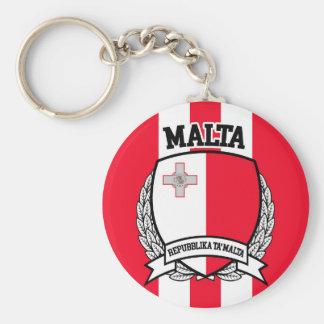 Porte-clés Malte