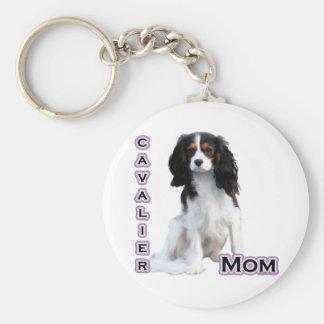Porte-clés Maman cavalière 4 - porte - clé