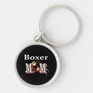 Porte-clés Maman de boxeur