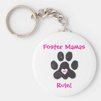Porte-clés Mamans adoptives Rule !
