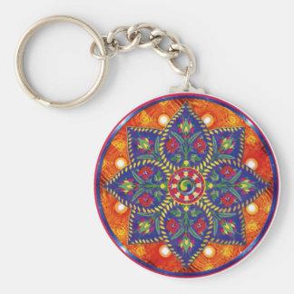 Porte-clés Mandala magique - porte - clé