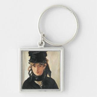 Porte-clés Manet | Berthe Morisot avec un bouquet des