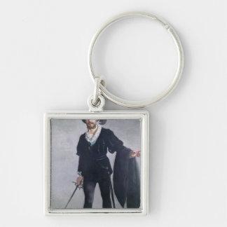 Porte-clés Manet | Jean Baptiste Faure comme Hamlet, 1877