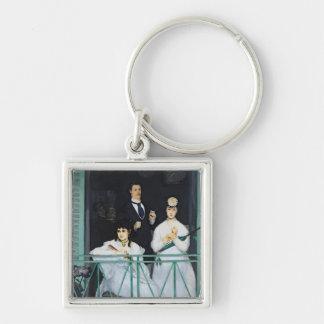 Porte-clés Manet | le balcon, 1868-9