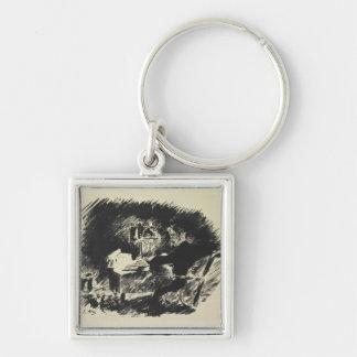 Porte-clés Manet | Le Corbeau, 1875