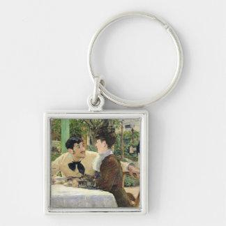 Porte-clés Manet | le jardin de Pere Lathuille, 1879