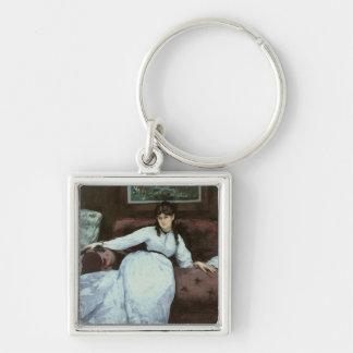 Porte-clés Manet | le repos, portrait de Berthe Morisot