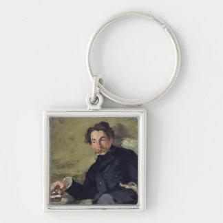 Porte-clés Manet | Stephane Mallarme 1876
