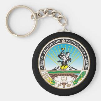 Porte-clés Manteau des bras d'Adygea