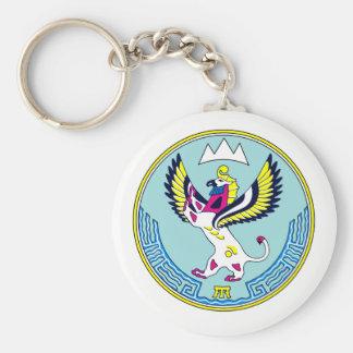 Porte-clés Manteau des bras d'Altai