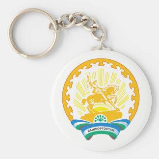 Porte-clés Manteau des bras de Bashkortostan