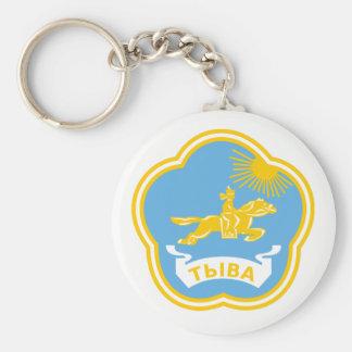 Porte-clés Manteau des bras de la Touva