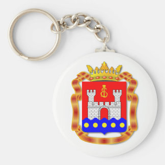 Porte-clés Manteau des bras de l'oblast de Kaliningrad