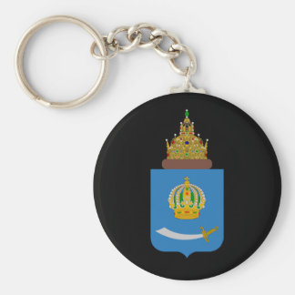 Porte-clés Manteau des bras de l'oblast de l'Astrakan