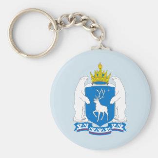 Porte-clés Manteau des bras de Yamal-Nenetsia