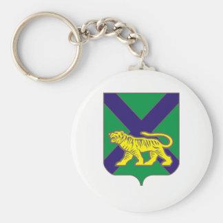 Porte-clés Manteau des bras du krai de Primorsky