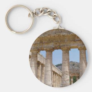 Porte-clés marbre grec