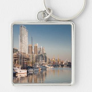 Porte-clés Marina et Bateaux #1
