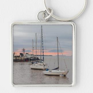 Porte-clés Marina et Bateaux #2