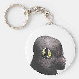 Porte-clés Marque de dragon de cendre
