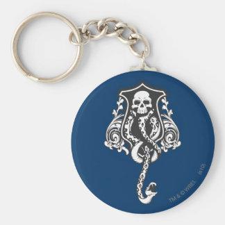 Porte-clés Marque foncée du charme | de Harry Potter