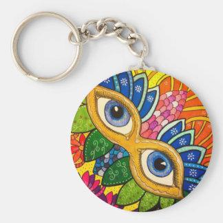 Porte-clés Masque vénitien