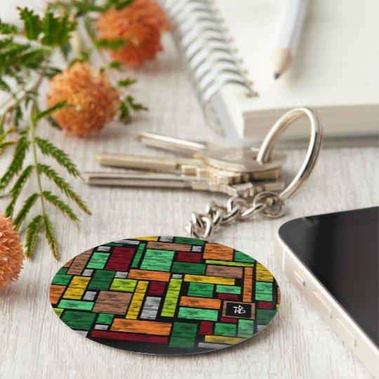 Porte-clés maya