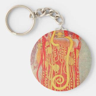 Porte-clés Médecine de Gustav Klimt